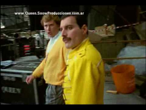 Queen | Live Magic - Through The Time And Space - DVD Intro