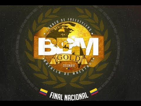 Final / BDM GOLD Colombia 2017 / RBN VS AIRON