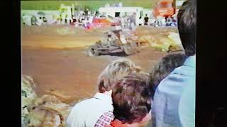 Autocross Okkenbroek finale sprinters 1982 slijtage slag!