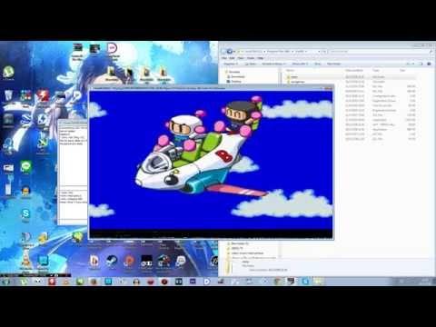 สอนใช้ ดาวน์โหลด emu ซุเปอร์แฟมิคอม พร้อมการปรับแต่งและการ online+แจก rom 2000 กว่าเกม