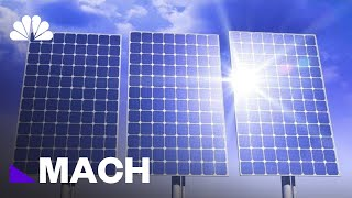 This Is How Solar Panels Work | Mach | NBC News