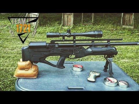 Hatsan Hercules Bully .30 Cal Airgun