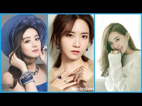 6 mỹ nhân đẹp đẳng cấp châu Á gây bất ngờ lớn