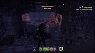 Girl Gamer|Elder Scrolls Online solo main story|Sub Goal 308/350|PS4