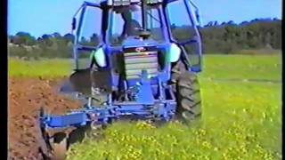 Ford Tractor Operations - Power Caravan