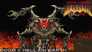 BRUTAL DOOM 2 Enhanced v19 - The Real Icon Of Sin