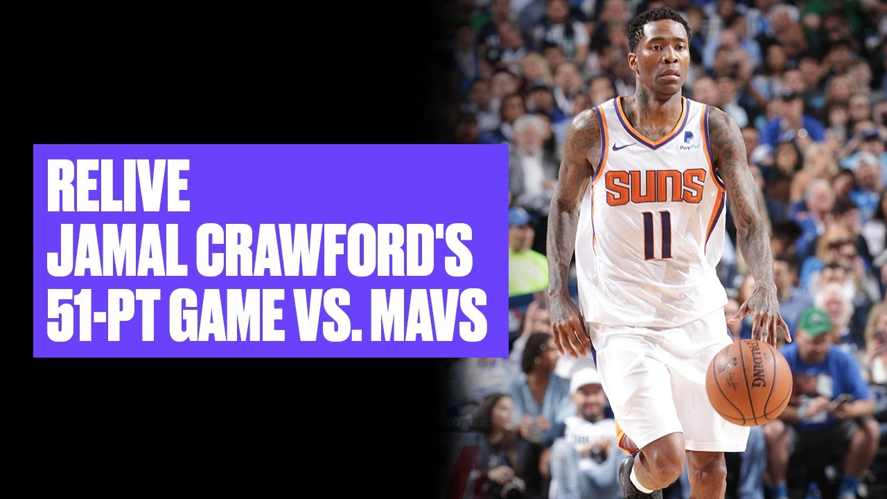 Report: Jamal Crawford to sign with Brooklyn Nets