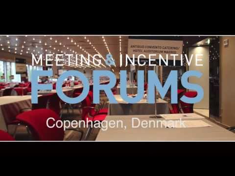 M&I Forum Europe Spring 2013 in Copenhagen