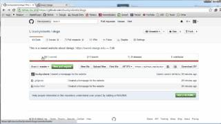 Video Git Tutorial - 20 - Committing Changes to GitHub download MP3, 3GP, MP4, WEBM, AVI, FLV September 2018