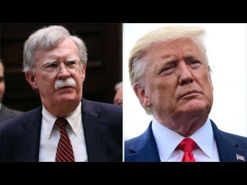 Download Trump fires national security adviser John Bolton