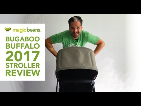 Bugaboo Buffalo 2017 Stroller Review | Most Popular | Ratings | Prices