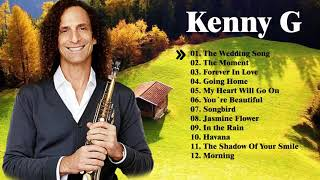 Kenny G Best World Instrumental Hits - Kenny G Greatest Hits Album