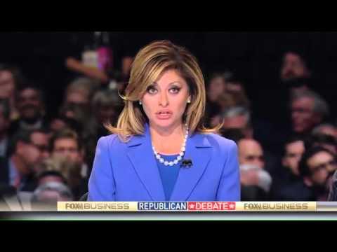 Republican Presidential Debate 1 14 16