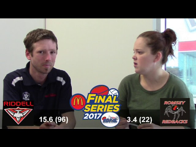 RDFNL Footy Show  - Finals - Week One Review