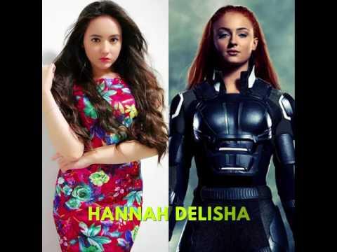 Bila Artis Malaysia Jadi Karakter Superhero Hollywood