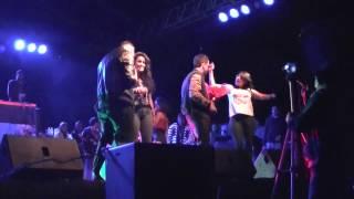 Quito Urban Fest 2012 - J king y Maximan _ Sr. Juez