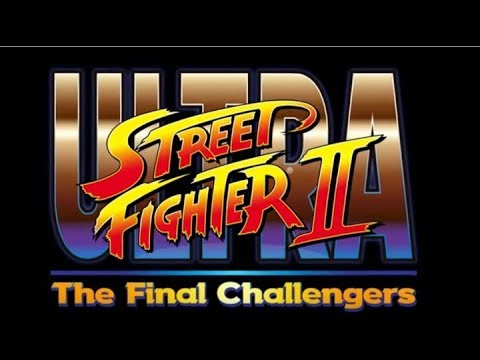 Switch Longplay [006] Ultra Street Fighter II The Final Challengers