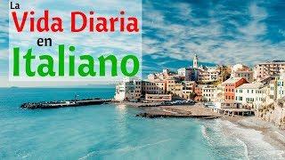 Aprende Italiano Para La Vida Diaria 😎130 Frases Cotidianas en Italiano 👍 Español  Italiano