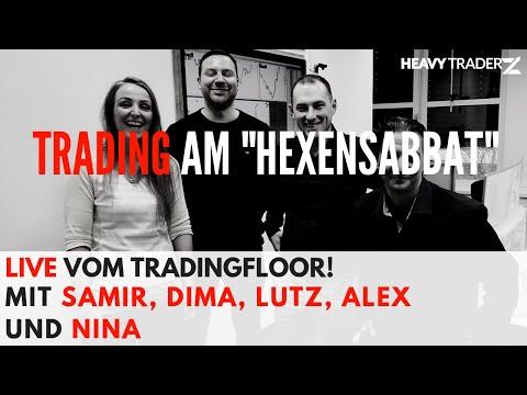 DAX 11.700: HEXENSABBAT - TESLA - DAIMLER - MARIO DRAGHI NOTENBANK