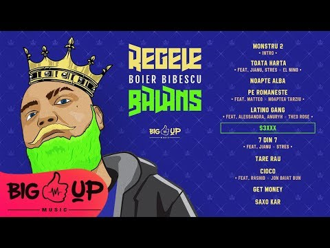 Boier Bibescu - S3XXX   Album