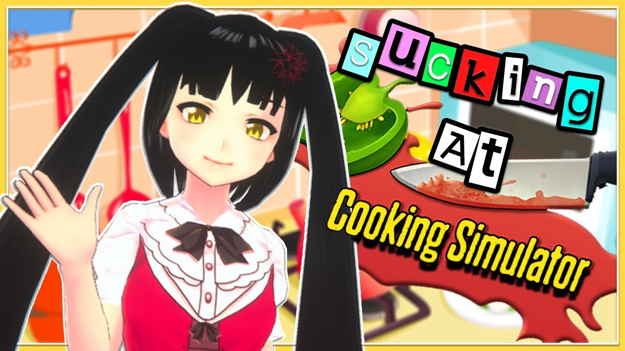 Serving Dropped, Uncooked Food in Cooking Simulator!