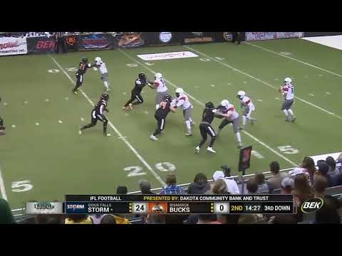 Week 4 Highlights: Sioux Falls at Bismarck