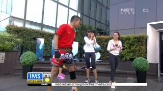 Download Video IMS - Talkshow Olahraga Muay Thai Bersama Fanny Ghassani MP3 3GP MP4