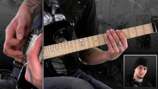 Darkest Hour Doomsayer Guitar Lesson