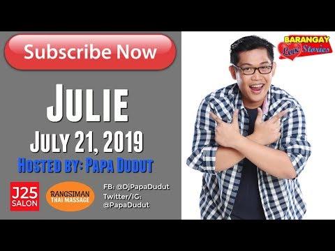 Barangay Love Stories July 21, 2019 Julie