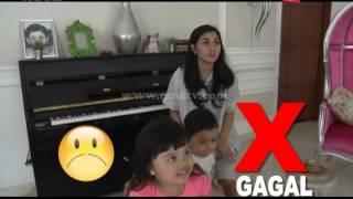 Tantangan Melompat Dari Kursi Nisya Ahmad Kepada Anak - Mom & Kids (21/5)
