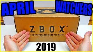 (أبريل 2019) ZBOX - علبته [المراقبين]