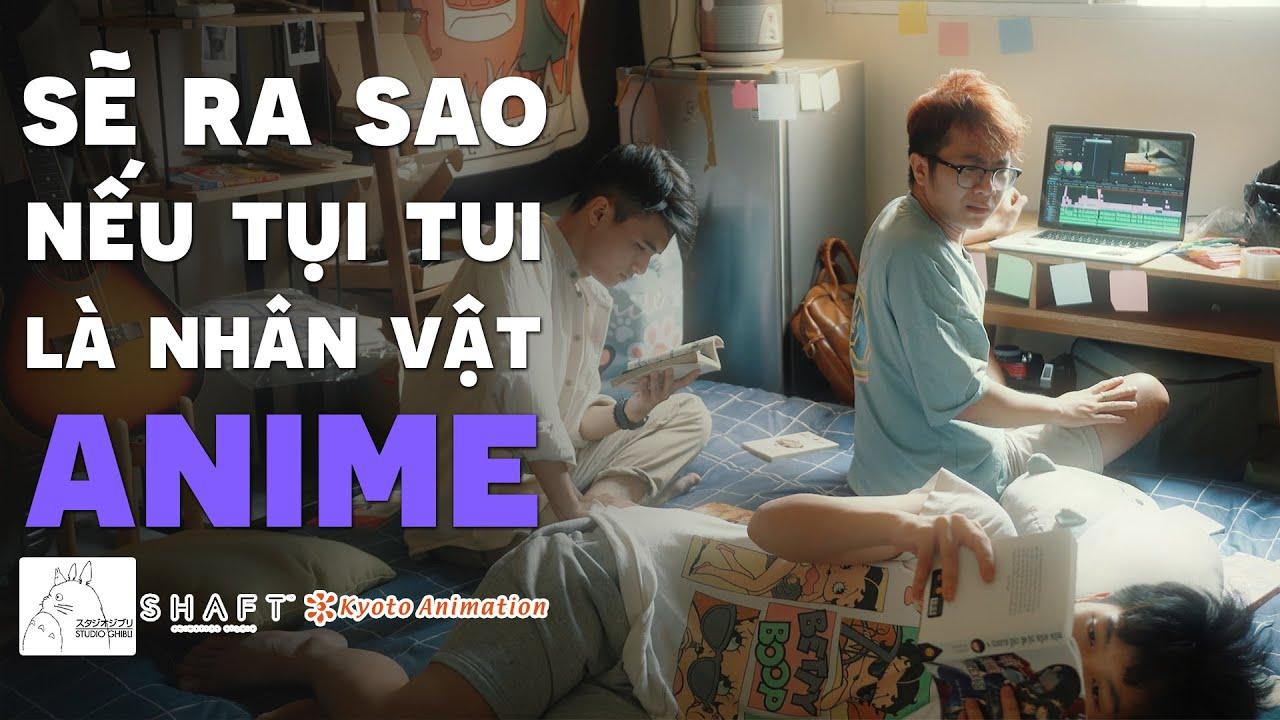 Trailer Phim Của NTVP Theo Phong Cách... Anime | NTVP