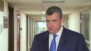 Депутат Леонид Слуцкий о ситуации в России и мире
