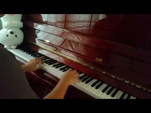 (Piano Cover1)Huawei   Dream It Possible - Delacey (consumer brand song) 張靚穎Jane Zhang - 我的梦 (Old)