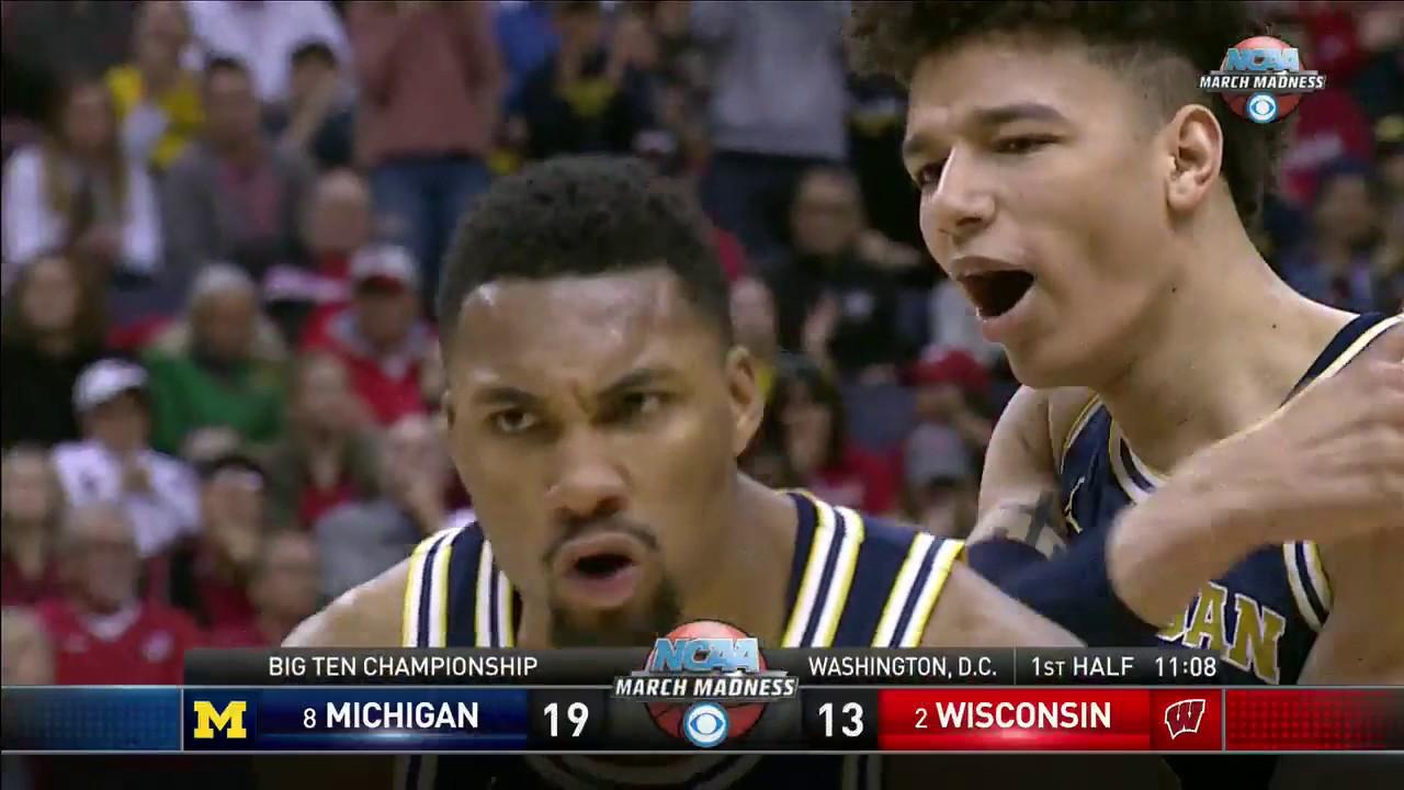 College basketball: Michigan upends No. 4 Michigan State; No. 8 Texas Tech ...