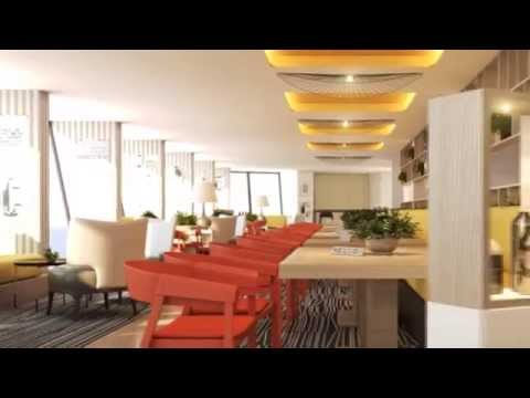 P&O Cruises - Pacific Aria and Pacific Eden - First Look