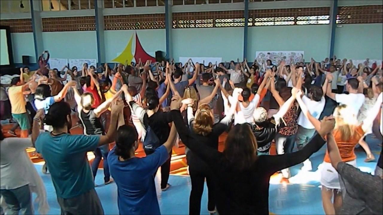 E Eu   Jesus Luhcas Dança Circular