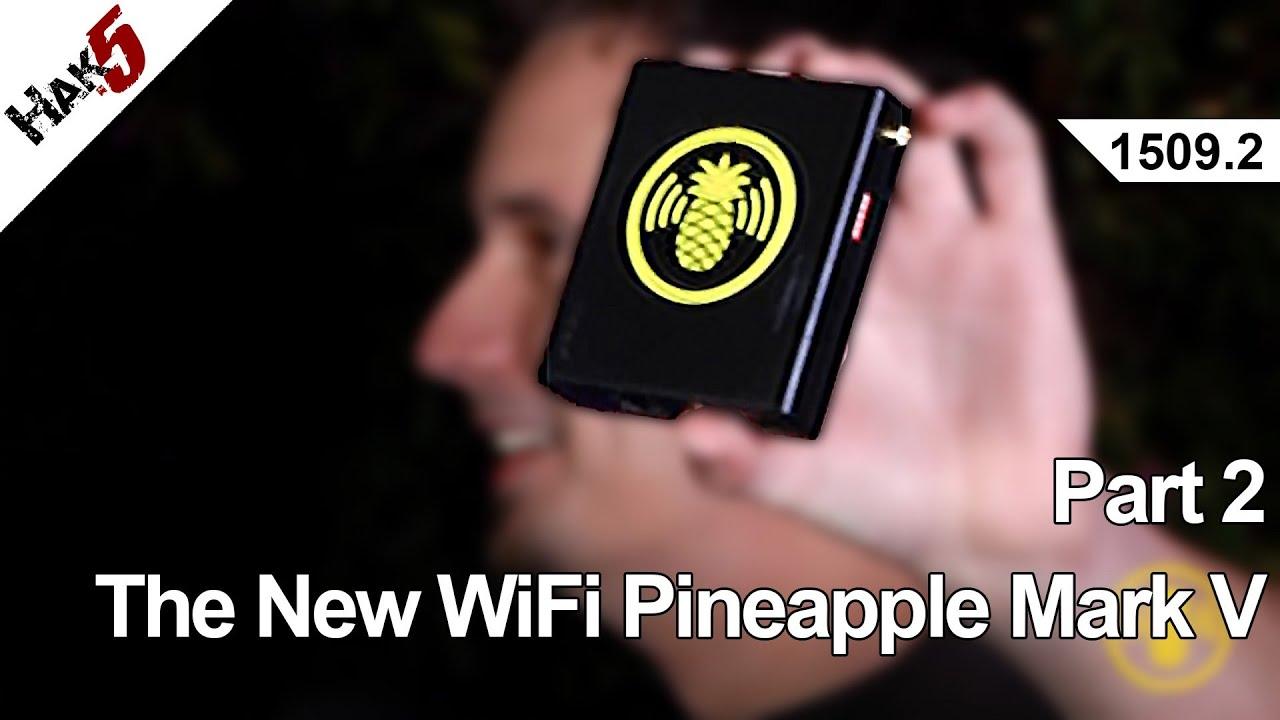wifi-pineapple-mark-v-elite-kit - Wireless Pentesting
