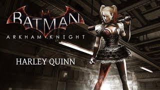 Batman Arkham 3 - Knight - Harley - Arkham Episodes (2015 PC)