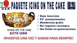 🔴 plan IOC DXN ¿ te pagan hasta el infinito sin hacer re compra ? completo