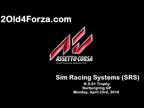 Assetto Corsa - SRS - RS.01 - Nurburgring GP