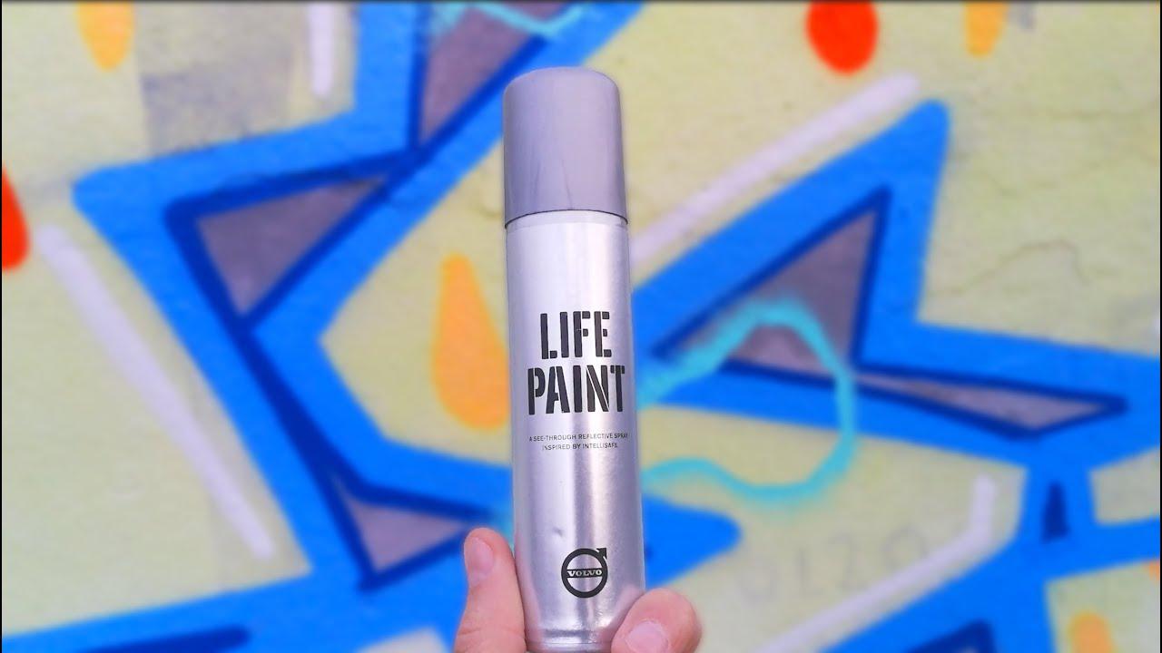 უკვდავების წყალი VOLVO-სგან – Life Paint