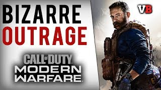 "Journalist TRASHES CoD Modern Warfare, Says Censorship Needed Because ""Too Disturbing"" For Kids!"