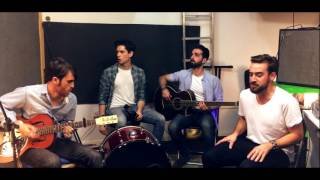 High Voltage - Too Old to Die Young (Brother Dege Cover) - Acoustic Session