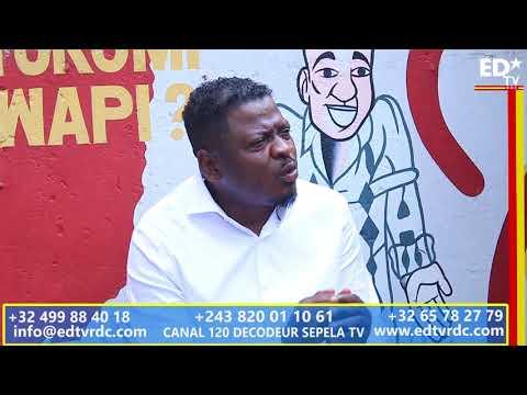 TO KOMI WAPI N'AFFAIRE NGOYI KASANJI - ELIEZER NTAMBWE?