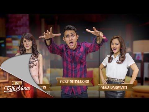 Ini Talk Show 01 Oktober 2014 Part 1/4 - Elma Agustin, Vicky Nitinegoro dan Vega Darmawati