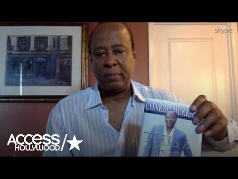 Dr. Conrad Murray's Shocking New Claims About Michael Jackson's Private World   Access Hollywood