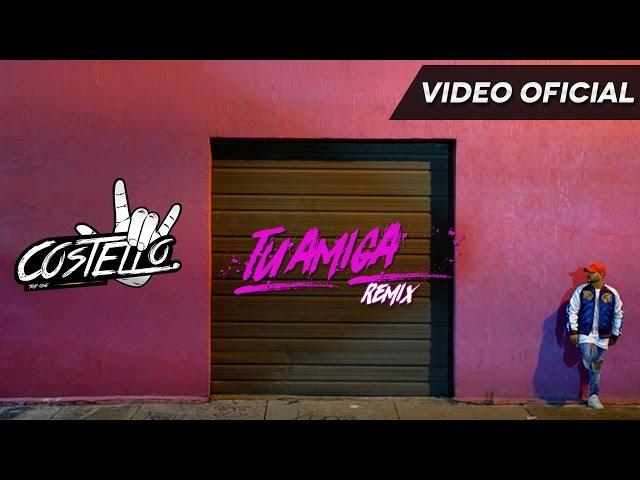 TU AMIGA (REMIX) - Gotay