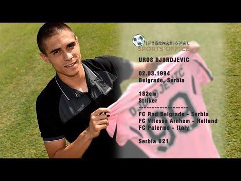 Uros Djurdjevic ● Striker ● Goals