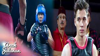 Boy Menang Lawan Petarung MMA Asia